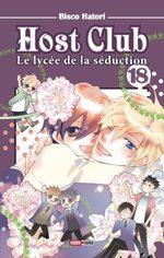 Host Club - Le Lycée de la Séduction 18 Manga