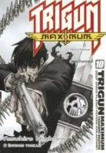 Trigun Maximum 10 Manga
