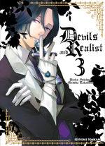 Devils and Realist T.3 Manga