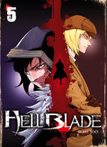 Hell Blade T.5 Manhwa