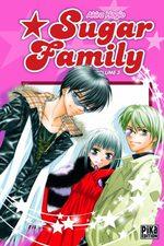Sugar Family T.3 Manga
