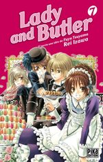 Lady and Butler 7