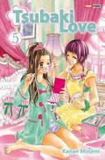 Tsubaki Love 5 Manga