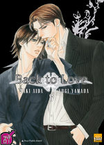 Back to Love 1 Manga