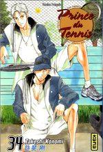 Prince du Tennis 34 Manga