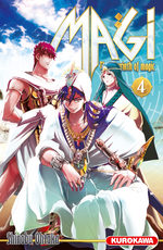 Magi - The Labyrinth of Magic 4