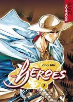 Heroes 1 Manhwa