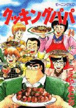 Cooking Papa 24 Manga