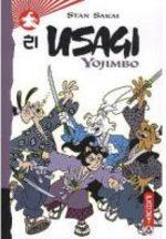 Usagi Yojimbo 21