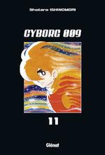 Cyborg 009 # 11