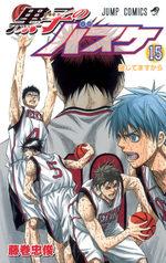 Kuroko's Basket 15 Manga