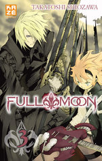 Full Moon (Shiozawa) 3 Manga