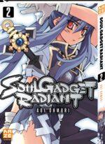 Soul Gadget Radiant T.2 Manga