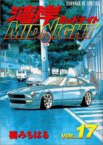 Wangan Midnight 17 Manga