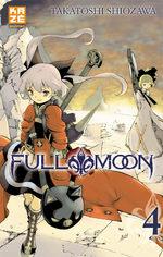 Full Moon (Shiozawa) 4 Manga
