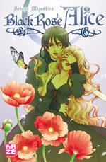 Black Rose Alice 6 Manga