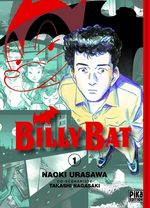 Billy Bat 1 Manga