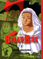Billy Bat 2 Manga