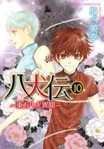 Hakkenden 10 Manga