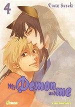 My demon and me 4 Manga