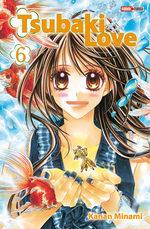 Tsubaki Love 6 Manga