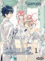Welcome to Hotel Williams Child Bird T.1 Manga