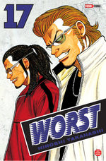 Worst 17 Manga