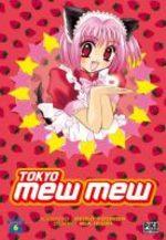 Tokyo Mew Mew 6 Manga