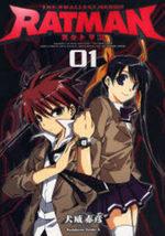 Ratman 1 Manga