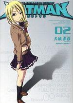 Ratman 2 Manga