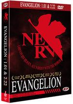 Evangelion NERV - 1.01 et 2.22 1 Film