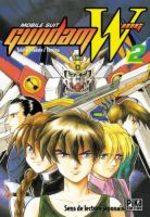 Mobile Suit Gundam Wing 2 Manga