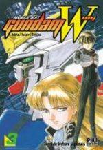 Mobile Suit Gundam Wing 3 Manga