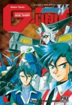couverture, jaquette Mobile Suit Gundam Wing - G-Unit 1