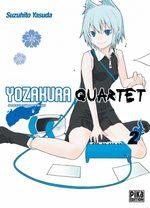 Yozakura Quartet T.2 Manga