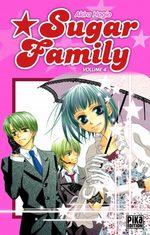 Sugar Family T.4 Manga