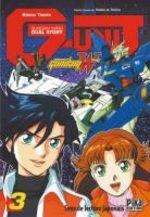 couverture, jaquette Mobile Suit Gundam Wing - G-Unit 3
