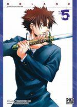 X Blade 5 Manga
