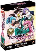 Rosario   Vampire 1 Série TV animée