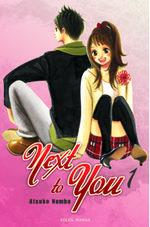 Next to You T.1 Manga