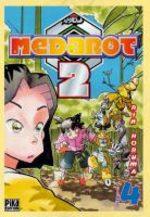 Medarot II 4 Manga