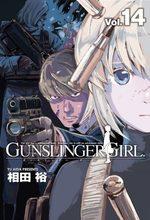 Gunslinger Girl 14 Manga