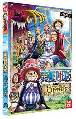One Piece - Film 03 : Le Royaume De Chopper, L'Île Des Bêtes Géantes 1 Film