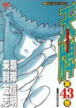 Mahjong Hiryû Densetsu Tenpai 43 Manga