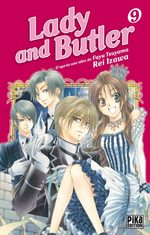 Lady and Butler 9