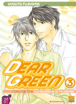 Dear Green : A la Recherche de ton Regard 3 Manga