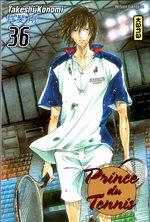 Prince du Tennis 36 Manga