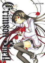 Crimson Shell Manga