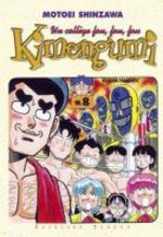 Kimengumi 8 Manga