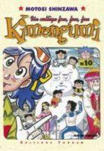 Kimengumi 10 Manga